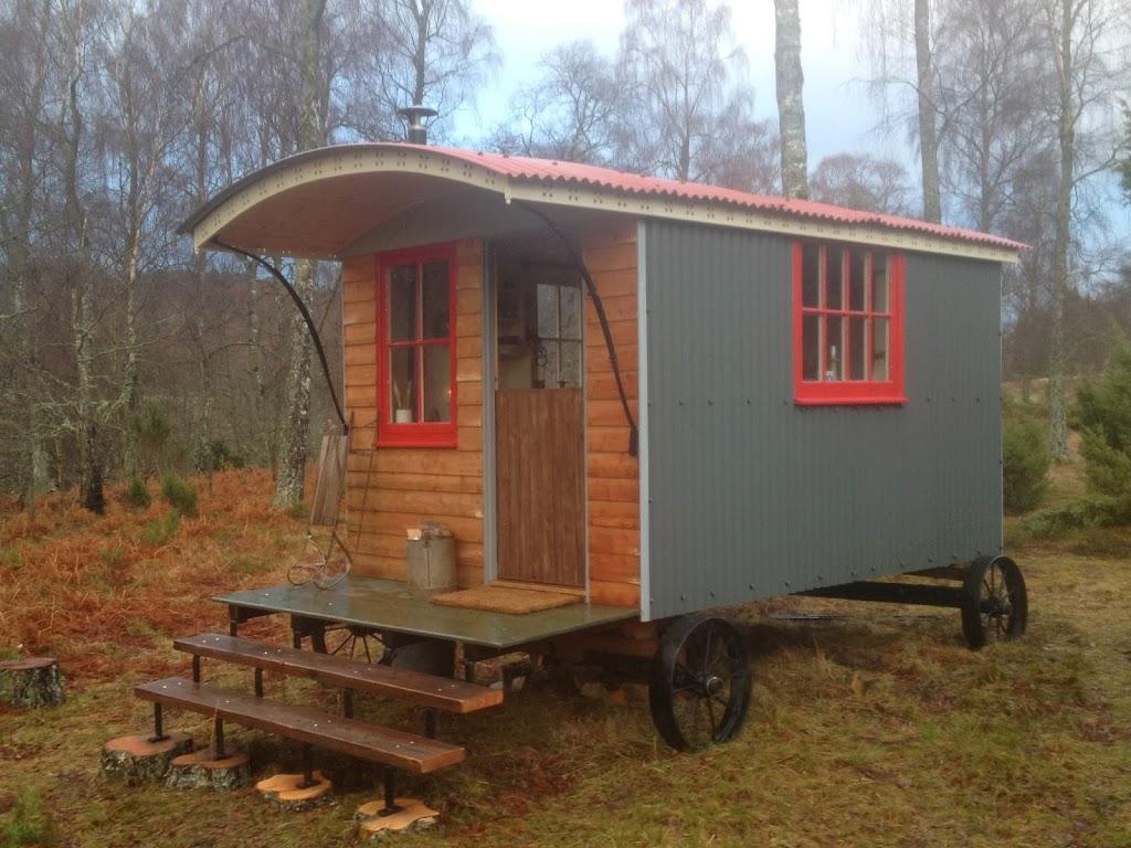 alles log cabin